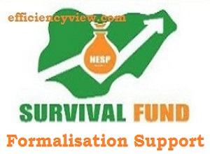 Federal Government free Registration of 250000 Business Names with CAC through Survival Fund Formalisation Support