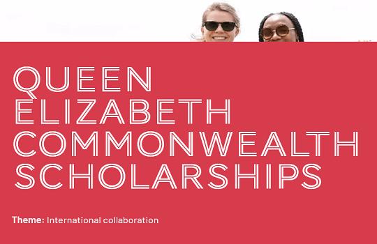 Queen Elizabeth Commonwealth Scholarships Registration Form Link Portal 2021/2022