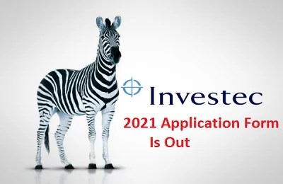 Investec Tertiary Bursary Financial Assistance Programme 2022 for South Africans