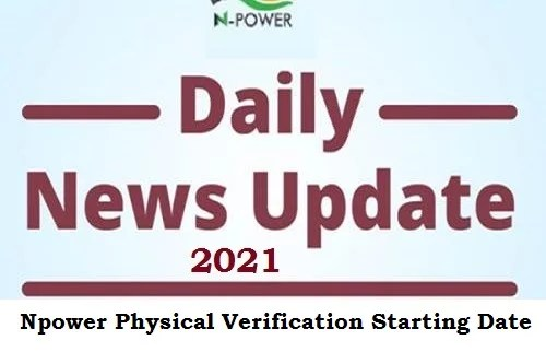 Npower Selected Batch C Physical Verification and Requirements