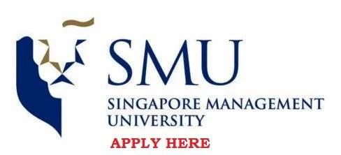 Singapore Management University Undergraduate Scholarship 2022