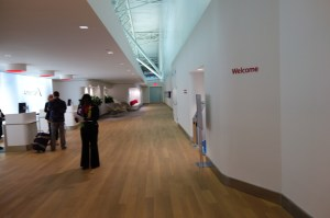 Review American Airlines Flagship Check In Jfk