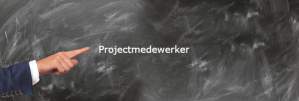 Basisopleiding Projectmedewerker