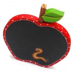 Apple Shape Blackboard