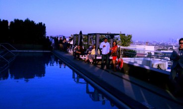 View from the W Residences Pool Deck