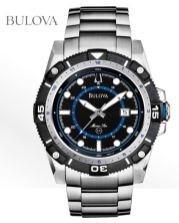 Bulova Marine Star Collection