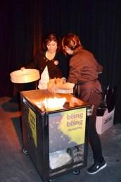 Bling Bling Dumpling Cart