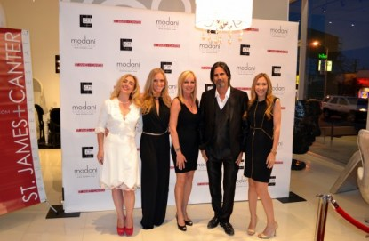The St. James + Canter Luxury Real Estate Team
