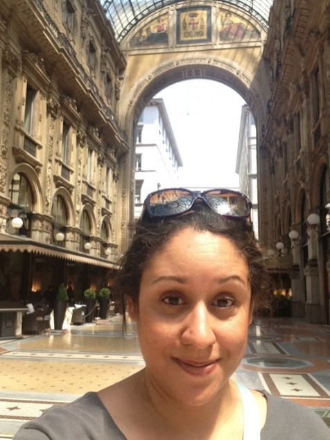 Vanessa Milan 2