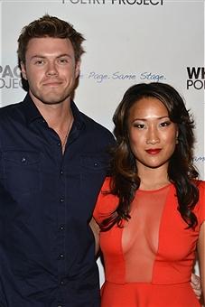 Blake Cooper Griffin & Tina Huang
