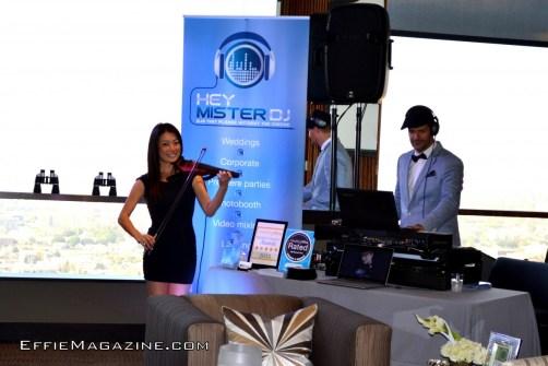 Hey Mr. & Mrs. DJ