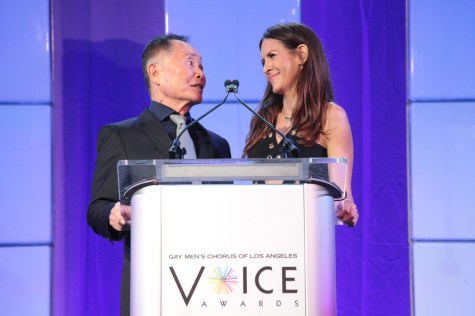 George Takei – Respected actor, director, author, and activist