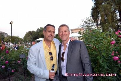 Effie Magazine, EffieMagazine.com photo An Evening Among the Roses at The Huntington