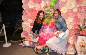 Effie Magazine, EffieMagazine.com photo An Evening Among the Roses at The Huntington