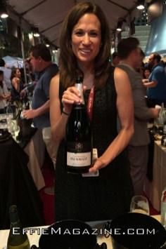 EffieMagazine.com, L. A. Food & Wine Festival, Champagne Henriot