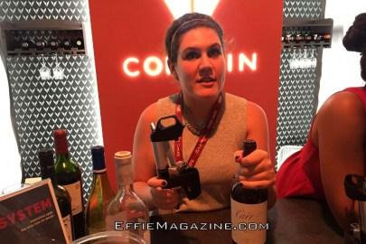 EffieMagazine.com, L. A. Food & Wine Festival, Coravin System