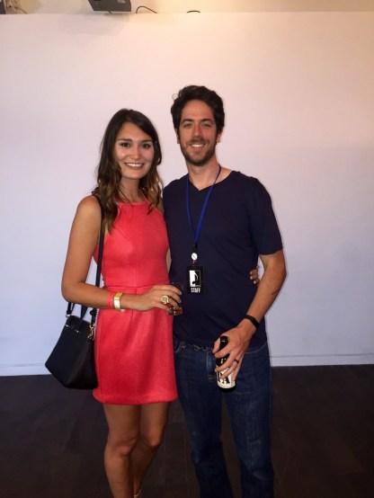Krista Ashton & Philip Gilley