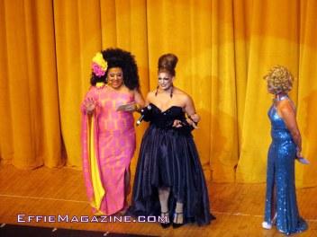 Kay Sedia - Miss California Maria Lopez - Dee W. Ieye