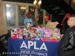 EffieMagazine.com, APLA, The Redbury, 20th Annual Toy Box Party