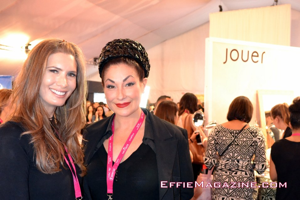 Jouer founder Christina Zilber & Morganne Picard