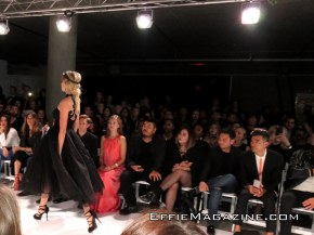 Effie Magazine, Los Angeles Fashion Week, Columbia Square, O'Gara, L'Oreal, Michael Sta. Maria