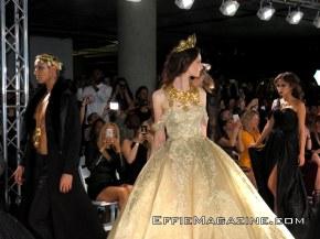 Effie Magazine, Los Angeles Fashion Week, Columbia Square, O'Gara, L'Oreal, Michael Sta. Maria
