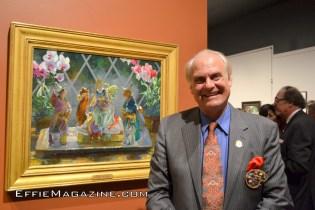 Effie Magazine, California Art Club, The Autry Museum, Griffith Park, Pasadena, Peter Adams