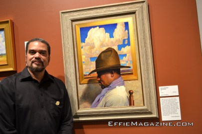 Effie Magazine, California Art Club, The Autry Museum, Griffith Park, Pasadena, Thomas Blackshear