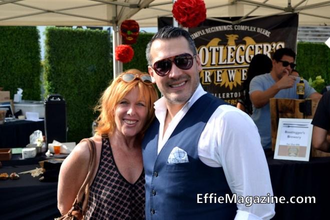 Effie Magazine, Pasadena, Union Station Homeless Services, Masters Of Taste, Rose Bowl,