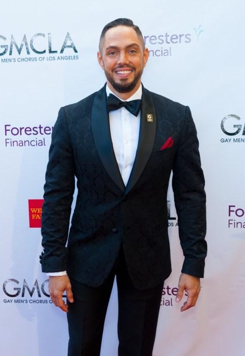 EffieMagazine.com, Gay Men's Chorus of Los Angeles, GMCLA, VOICE AWARDS, Chris Verdugo
