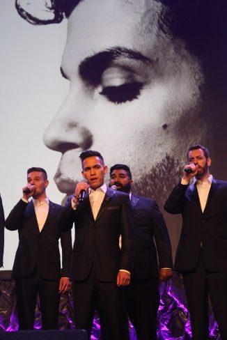 EffieMagazine.com, Gay Men's Chorus of Los Angeles, GMCLA, VOICE AWARDS, Prince Tribute
