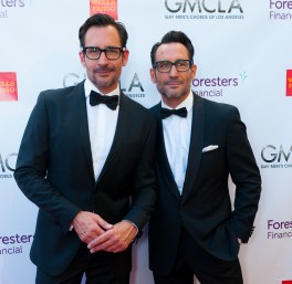 EffieMagazine.com, Gay Men's Chorus of Los Angeles, GMCLA, VOICE AWARDS, Lawrence Zarian, Gregory Zarian