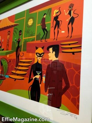 EffieMagazine.com, SHAG Store Palm Springs, Josh Agle, Mid-Century Modern