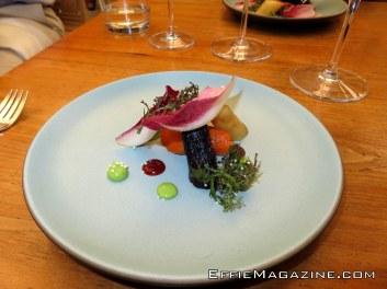 Heirloom Carrot, Avocado, Gochujang