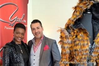 Youdline Marcellus & Effie Cornejo