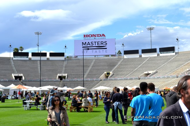 Sunny Skies Kicked Off 2nd Annual Masters Of Taste