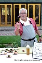 Chef Claud Beltran