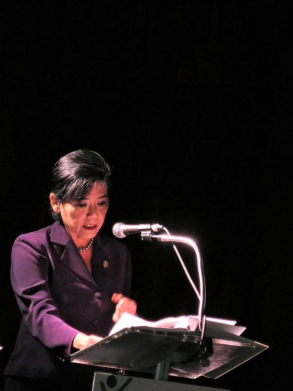 U.S. Representative Judy Chu