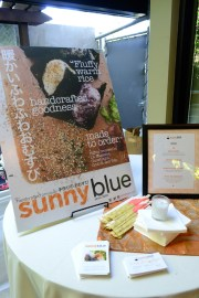 Sunny Blue Omusubi