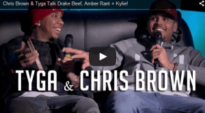Chris Brown Tired of Talking about Beefs