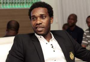 Jay-jay Okocha Inducted Into Bundesliga Legends Network