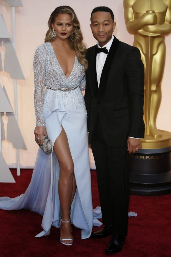 john legend & wife