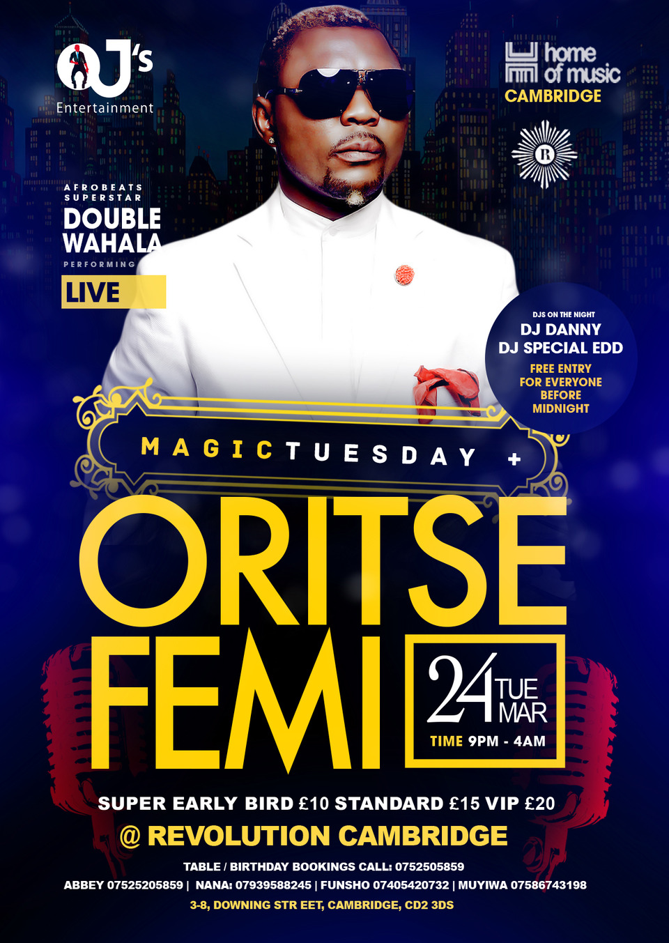 , Upcoming Events in Lagos, UK and US, Effiezy - Top Nigerian News & Entertainment Website