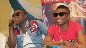 Wizkid and Skales fight On Twitter