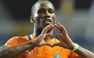 Didier Drogba shares Baby Picture on his Birthday (Photo)
