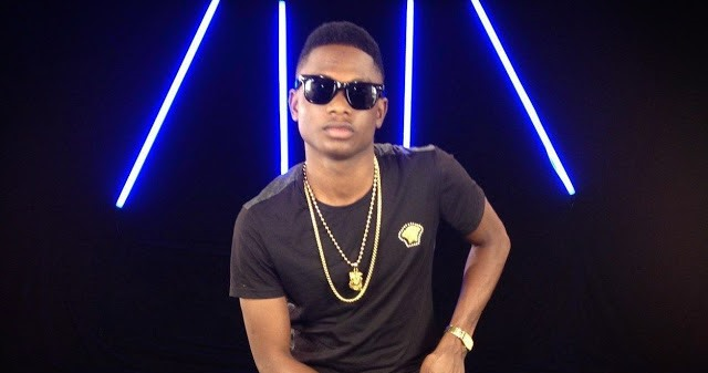 , Lil Kesh Shows Off His New Ride (Photos), Effiezy - Top Nigerian News & Entertainment Website