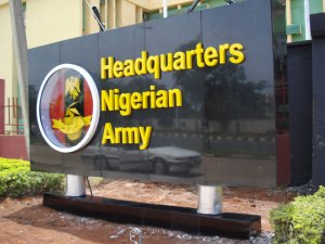 Nigerian Army release statement over alleged missing 105 soldiers