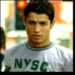 Another Laugh – Cristiano Ronald Loves Nigeria (Photo)