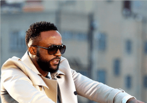Iyanya congratulates his Manager Ubi Franklin on his Engagement to Lilian Esoro
