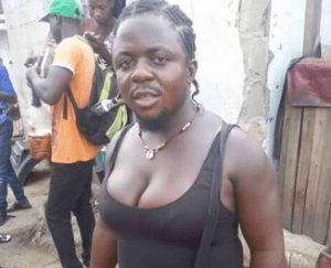 Is he a Man or she a Woman (Photo)